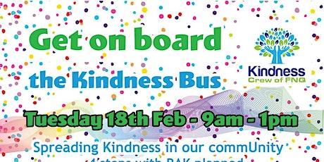 Kindness Bus Tour 2020 tickets