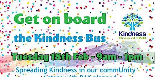 Kindness Bus Tour 2020