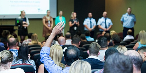 New career as a prison officer in the MAP. Free Info Session - Melbourne