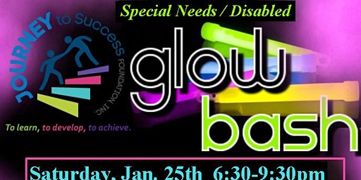 Special Needs Glow Bash