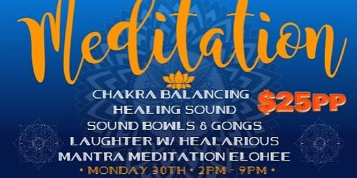 Sound Bathing & Group Meditation for World Peace