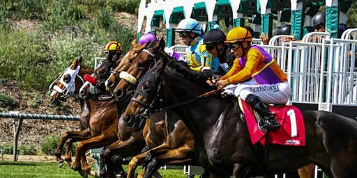 Live Racing at Santa Anita Park