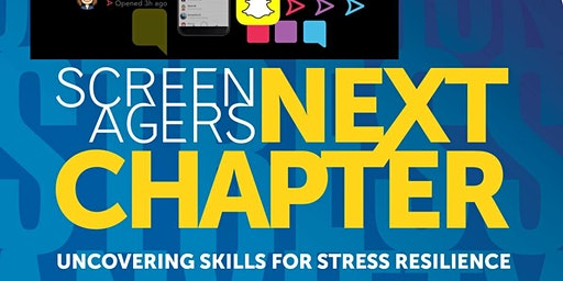 Screenagers:Next Chapter Screening