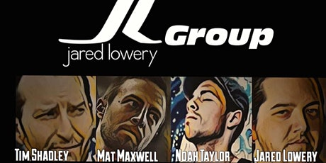 Jared Lowery Group tickets