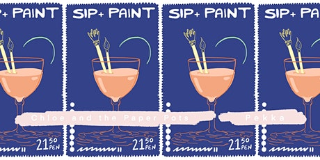 Sip + Paint hosted by Pekka and Chloe and the Paper Pots tickets