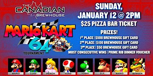 Ellerslie Mario Kart 64 Tournament!
