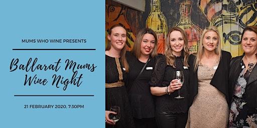 Ballarat Mums Wine Night