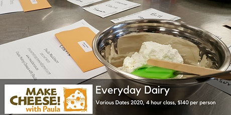 Everyday Dairy tickets