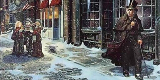 A Dickens Christmas Ghost Tour