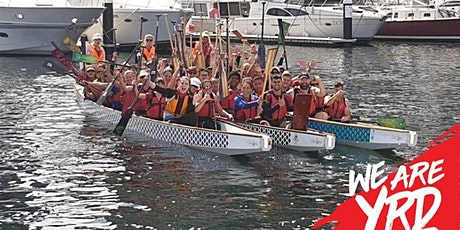 Introduction to Dragon Boat Racing: Free event tickets