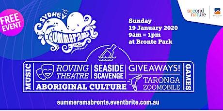 Summerama Seaside Scavenge tickets