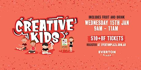 Creative Kids - Holiday Activities tickets