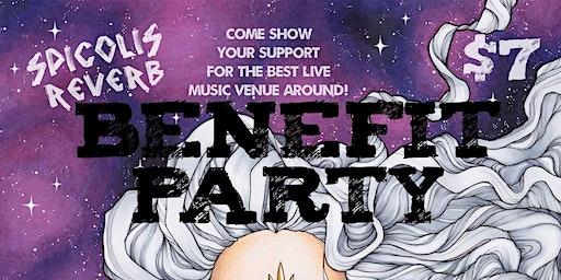 Spicoli's Benefit Party!