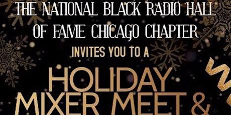 NBRHOF Chicago Chapter *Holiday Mixer*/ Meet & Greet tickets