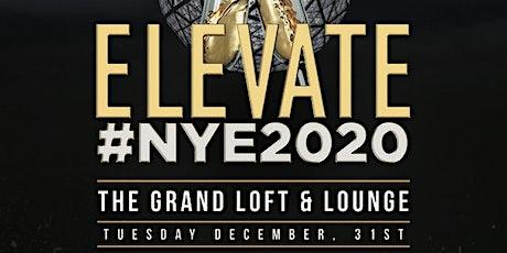 ELEVATE NYE 2020 tickets