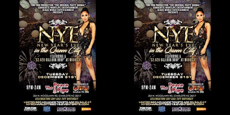 NYE In The Queen City tickets