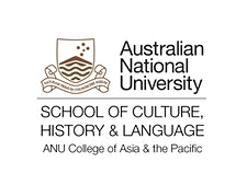 The School of Culture, History and Language, ANU logo