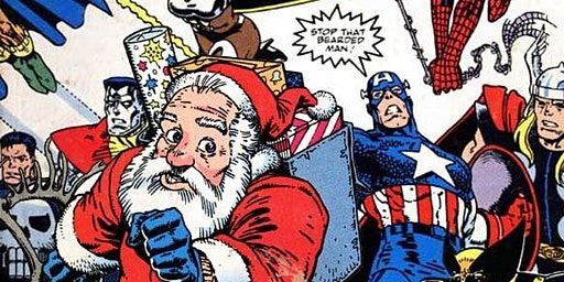 A VERY MARVEL XMAS: MCU Trivia at Level Up