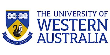 UWA IELTS Writing Workshop (Academic) tickets