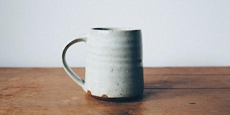Intro to Ceramics: Handmade Mugs tickets