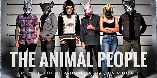 The Animal People -  Sydney Premiere - Tue 14th January