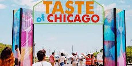 TASTE OF CHICAGO 2020 tickets