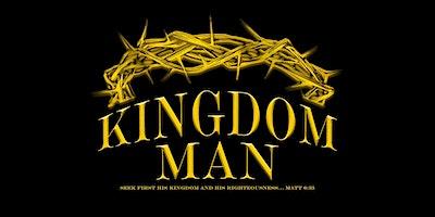 'Kingdom Man' Bible Study for Men