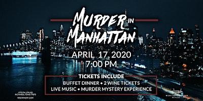 Murder Mystery Dinner — Murder in Manhattan