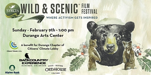 Wild & Scenic Film Festival 1:00pm show