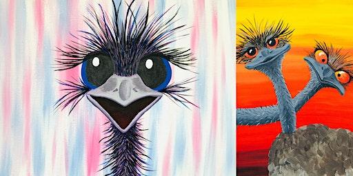 Crazy Aussie Emus