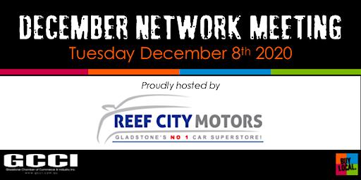 GCCI December Network Meeting