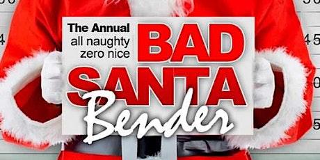 Bad Santa party @ Carbon  tickets