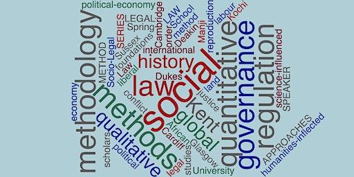 Dr Tarik Kochi: Global Justice and Social Conflict