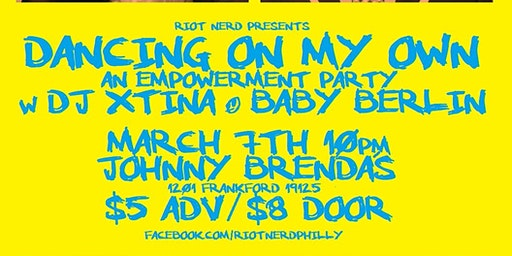 Dancing On My Own - An Empowerment Party