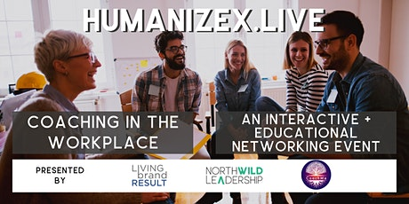 HumanizeX: Coaching in the Workplace tickets