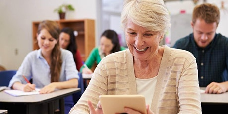 Be Connected basic computer skills workshops - Shopping online and social media - Balwyn library tickets