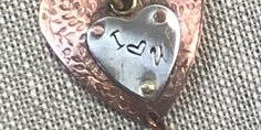 Metalsmithing: Cold Connections(Riveting Basics)- Mar 2, 2-5pm