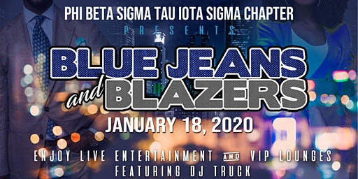 Blue Jeans & Blazers 2020