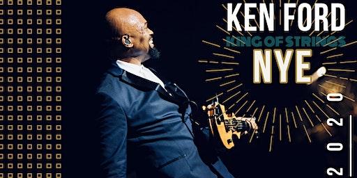 KEN FORD 2020 NYE Concert & After Party