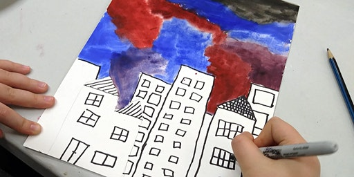 Youth Art Studio 2 (ages 8-13)