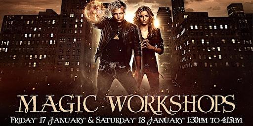 Kids Magic Workshops