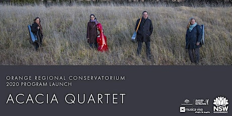2020 Program Launch feat. Acacia Quartet tickets