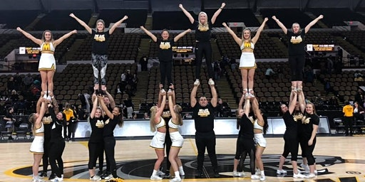 UWM Cheerleading Alumni Night 2020