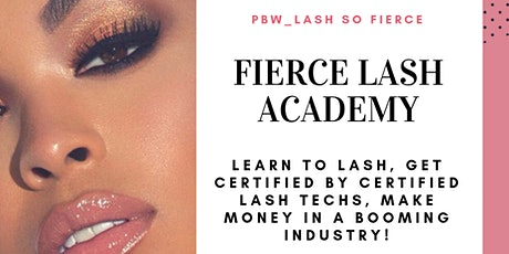 Fierce Lash Academy Volume tickets