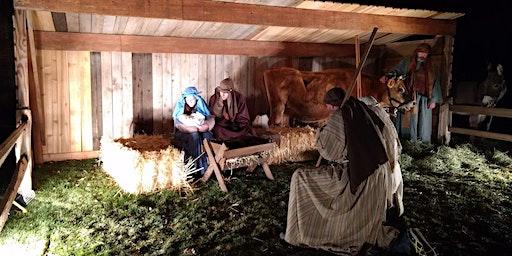 Drive-Through Living Nativity: The Road to Bethlehem