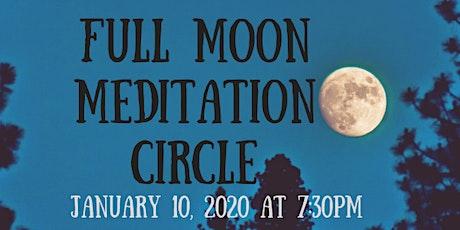 Full Moon Meditation with Sam Black, Psychic Medium tickets