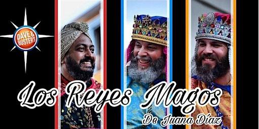 Los Reyes Magos de Juana Diaz