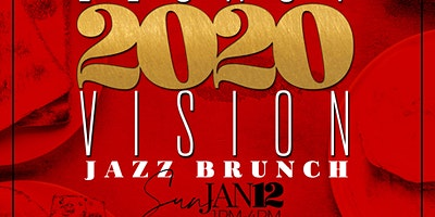 """When Queens Lead Presents """"Legacy 2020 Vision"""" Go Red Jazz Brunch"""