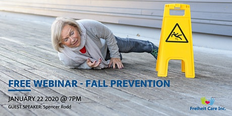 Fall Prevention & Accessibility Options tickets