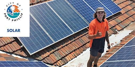 Port Phillip Solar Program Information Session